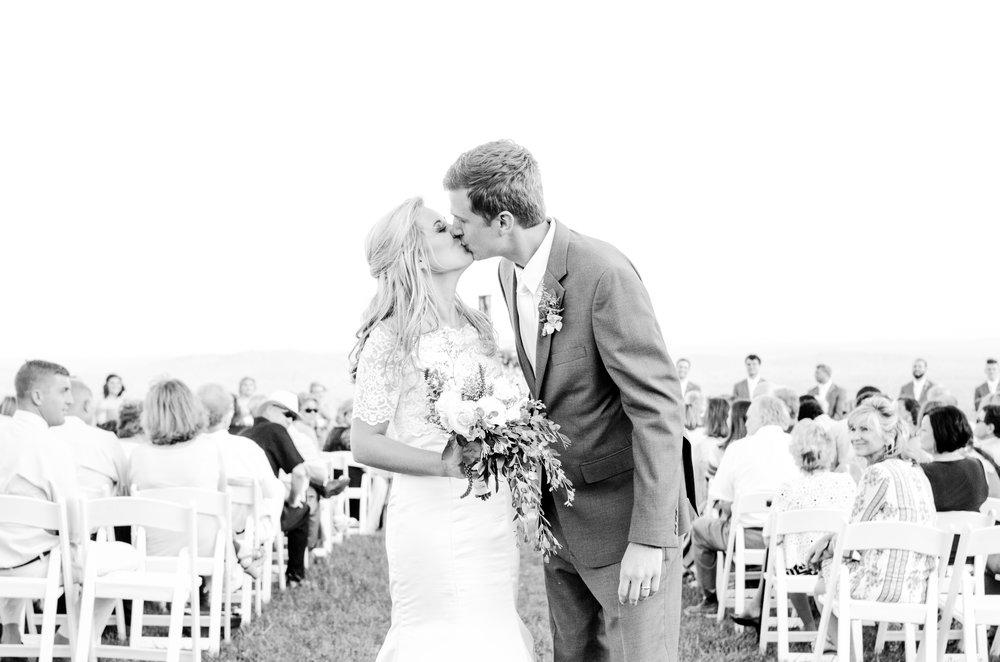 Chandler & Nathan Birmingham Alabama April Wedding