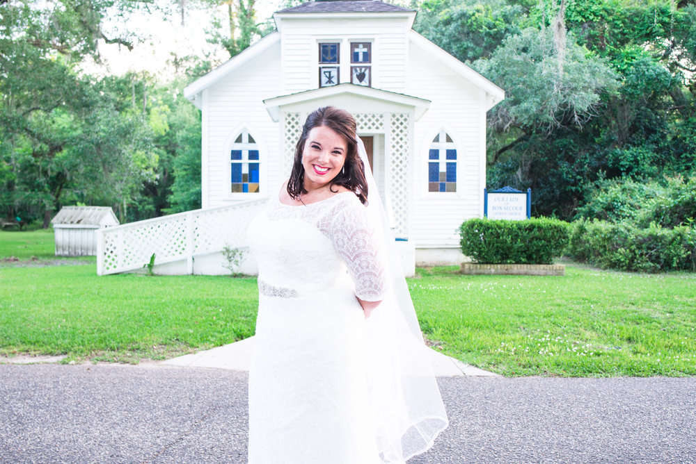 Kayla Bridals Swift Cole Historic Home Alabama Gulf Coast Bride
