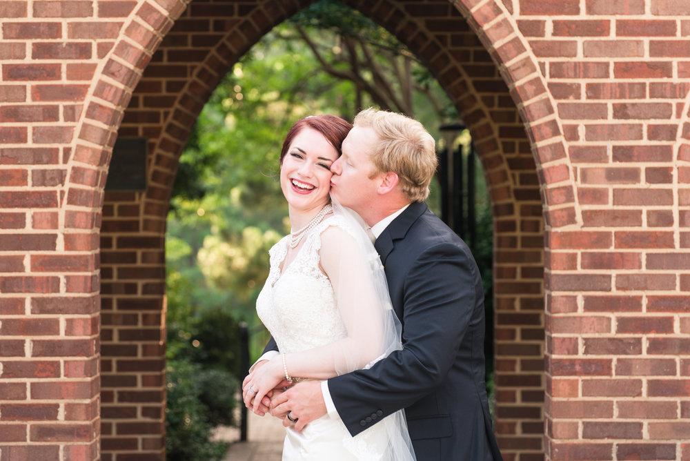 Meghan and Nathan Greensboro Alabama Wedding May