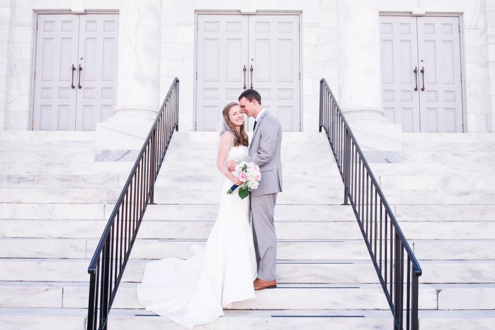 Sydni and Colton Birmingham Alabama Wedding June 2017