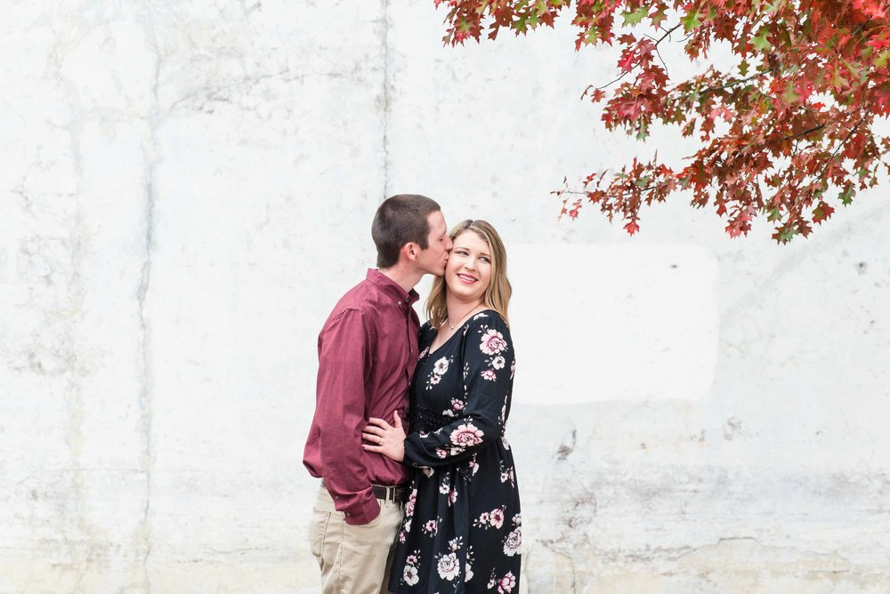 Lauren and Justin Mobile Alabama Engagement