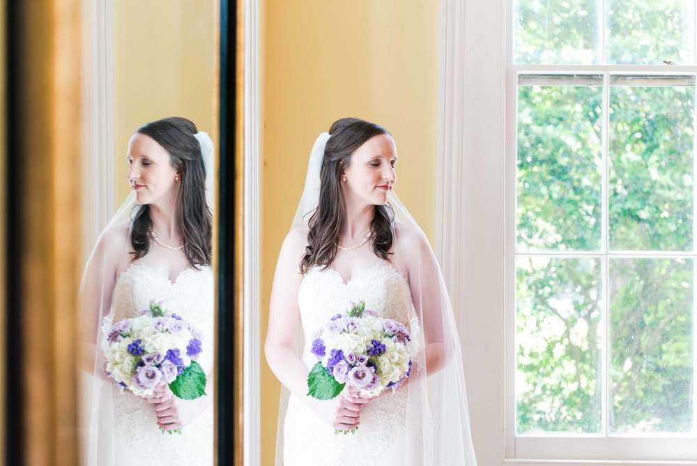 Haley Bridal Portraits Bragg-Mitchell Mansion Mobile Alabama