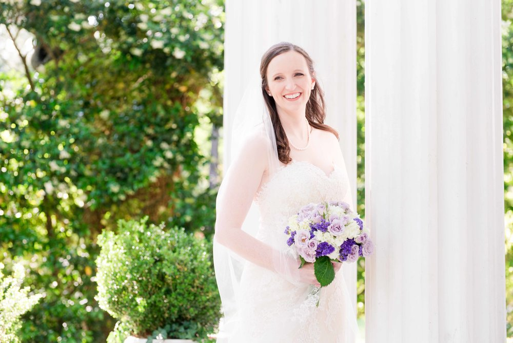 Haley Bridal Portraits Bragg Mitchell Mansion Mobile Alabama Wedding Photographer