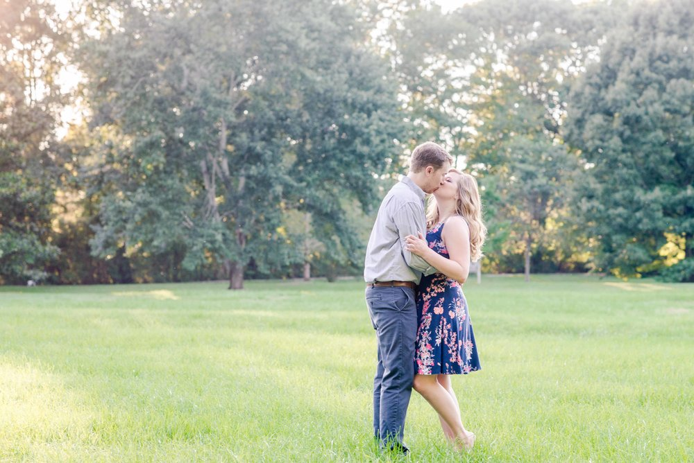 Ashley and Weston Auburn Alabama Anniversary Portrait Session