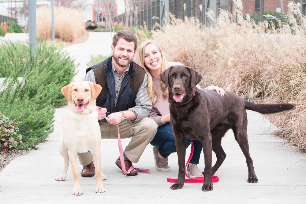 Mac & Maisy | Deborah Michelle Photography Birmingham Alabama Photographer