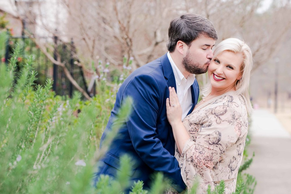 Deborah Michelle Photography Birmingham Alabama Engagement Photographer