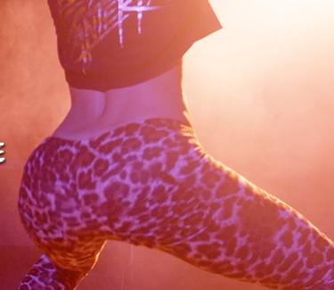 LEXY PANTERRA TWERK GIRLS Choreographer