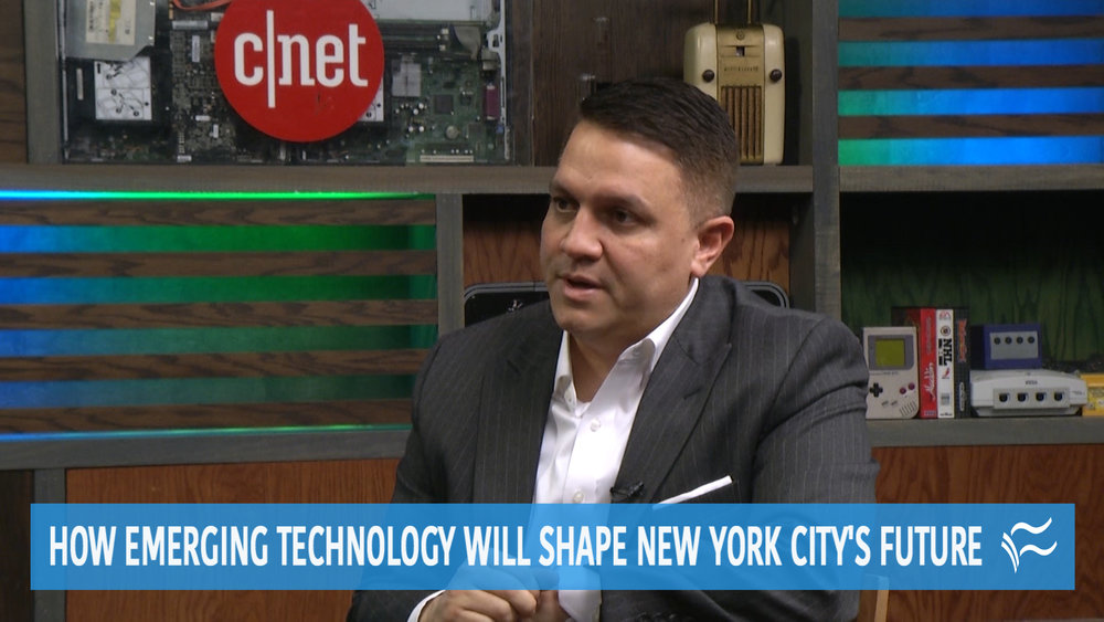 New York City CTO Miguel Gamino explains how technologies like 5G, automation, and IoT are reshaping urban innovation.