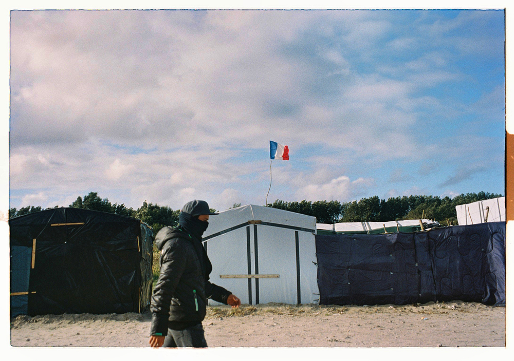 In this series I traveled to Calais, France to see for myself what life was like for the refugees forced to live on the outskirts of town in makeshift homes here. I heard many stories of hardships and dangerous attempts to cross the boarder into the UK to seek asylum. Through all of the struggle there was still a great sense of community and generosity within the camp. It was so inspiring the people i met truly looked after their own.
