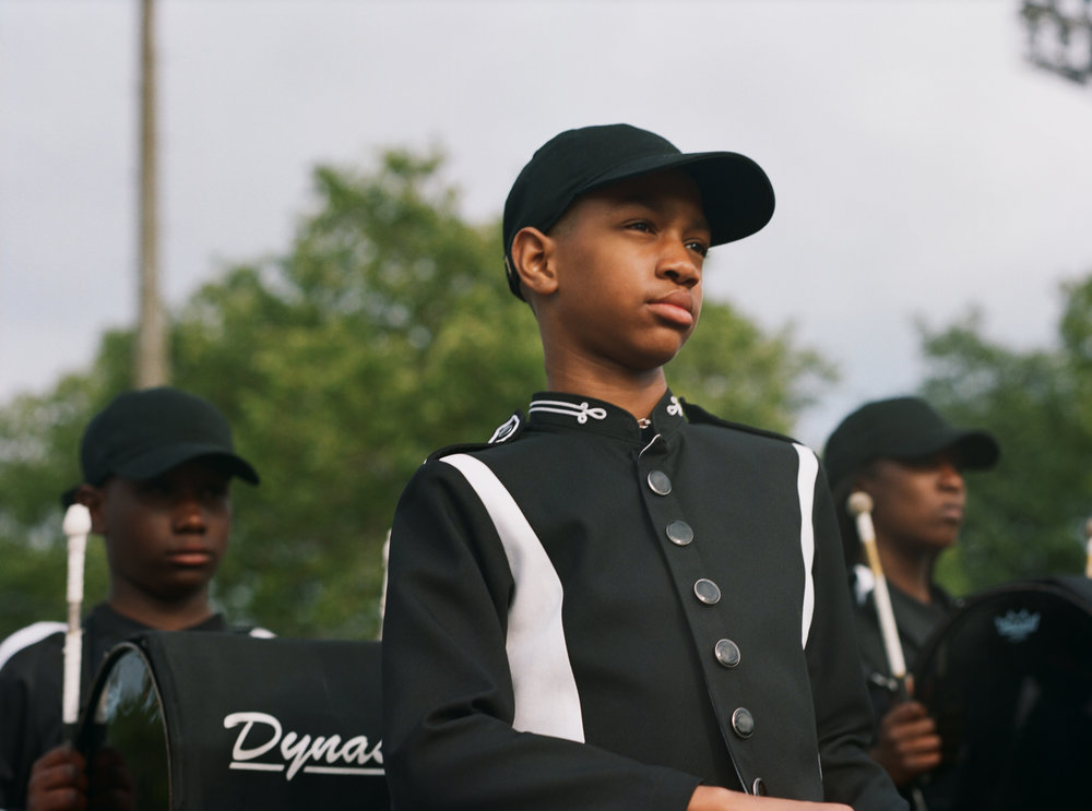 Brooklyn United community marching band, 2016