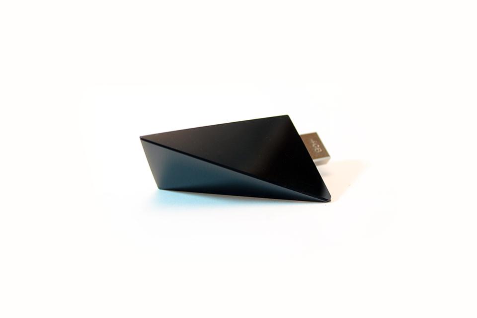 memoria usb hecho en mexico por taller de obsidiana. | imagen,taller de obsidiana