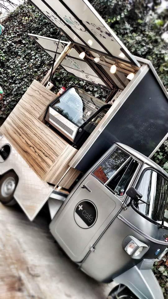 El Food Truck de +Café | MasCafé