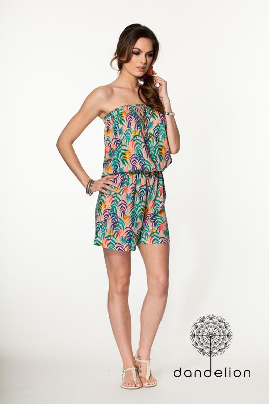 MIni vestido de Dandelion