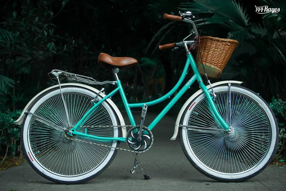 Bicicleta de 144 Rayos | 144 Rayos