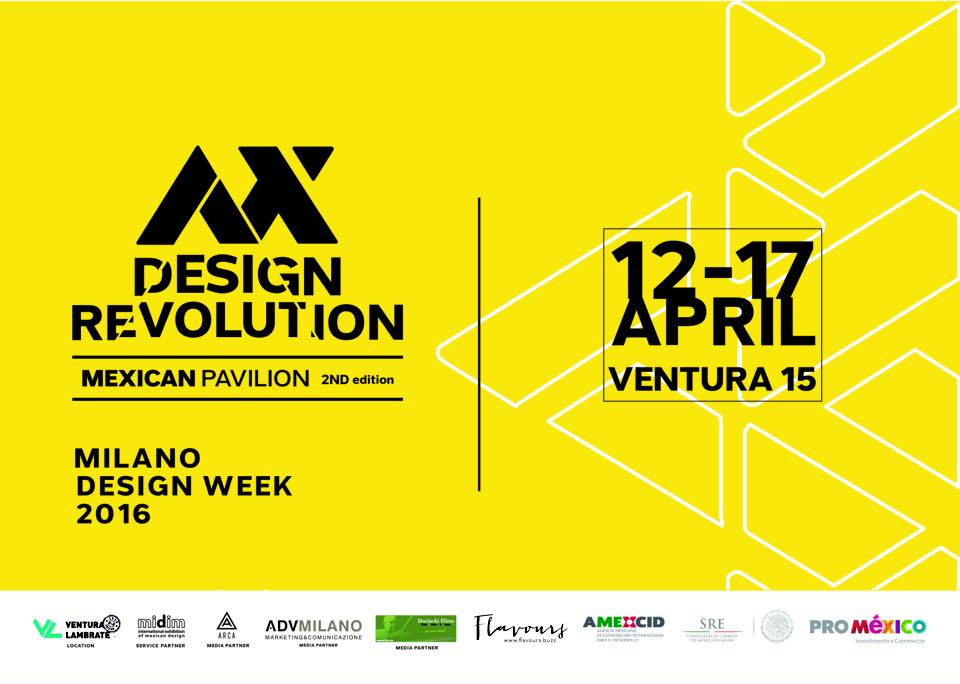Mexican Pavilion en Milano Design Week 2016 | Milano Design Week 2016