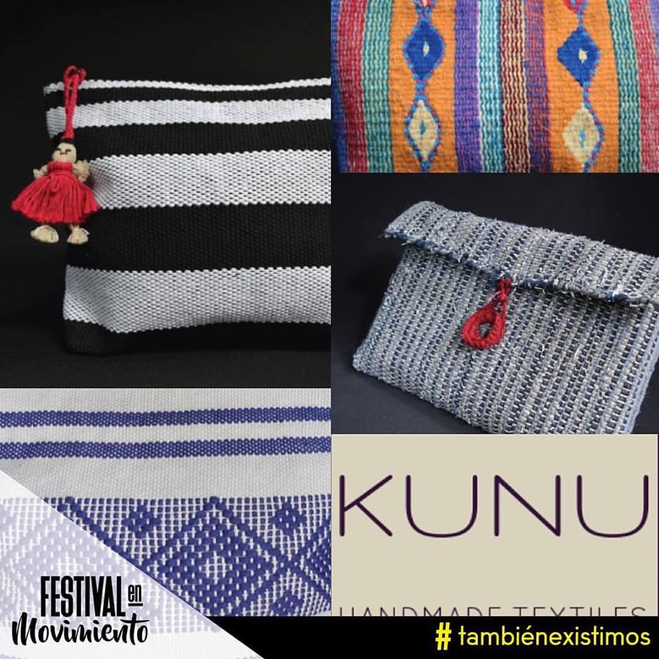 Bolsos artesanales Kunu Handmade
