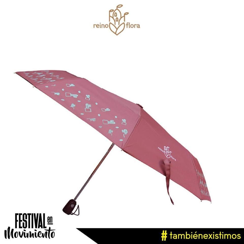 Paraguas de Reino Flora