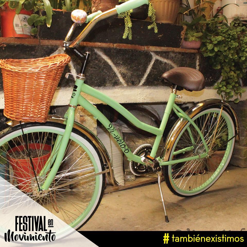 Bicicleta de Vi-vélo