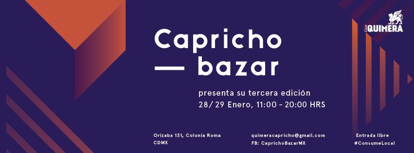 CAPRICHO BAZAR DE DISEÑO MEXICANO