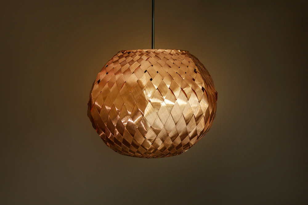 wooven copper pendant by cu29 lightware.JPG