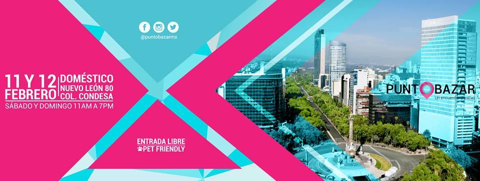 PUNTO BAZAR MX EN LA CONDESA, CDMX