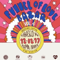 FUNNEL OF LOVE BAZAR EN LA ROMA NORTE, CDMX
