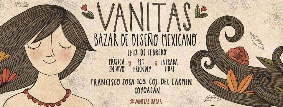 VANITAS BAZAR EN COYOACAN, CDMX