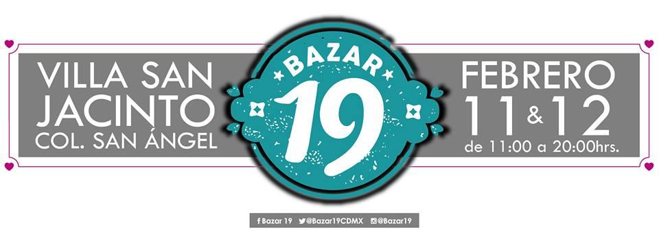 BAZAR 19 EN SAN ANGEL, CDMX