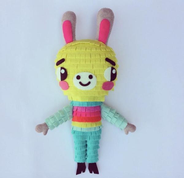 Piñata de Burro
