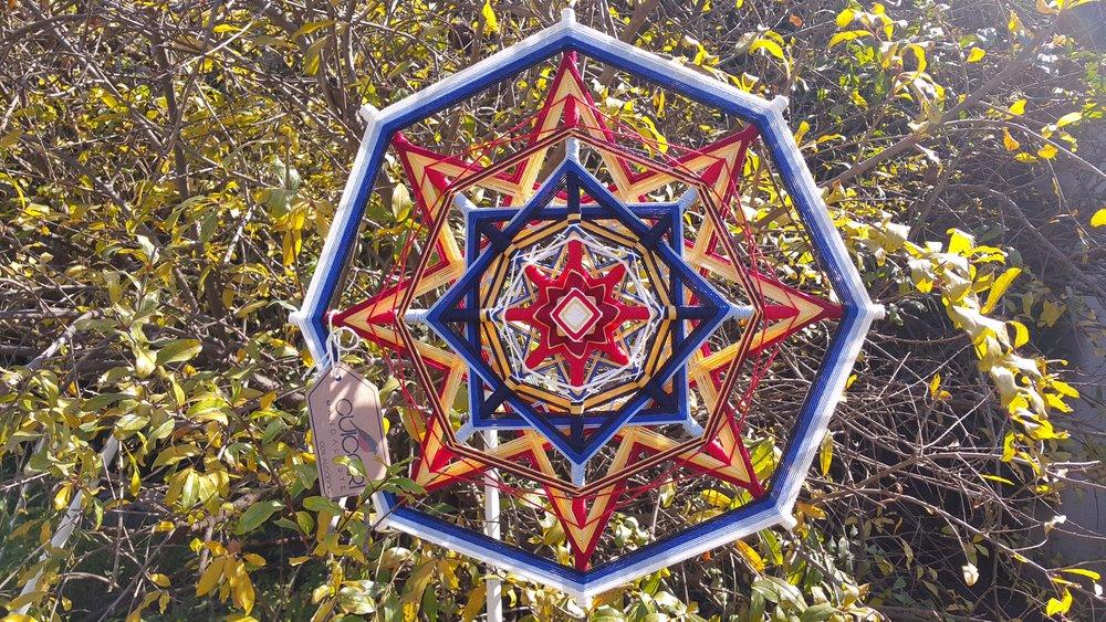 Mandala de Cuicari Mandalarte