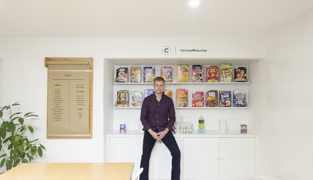 Juan Pablo de Cereal Talks - The Monopolitan