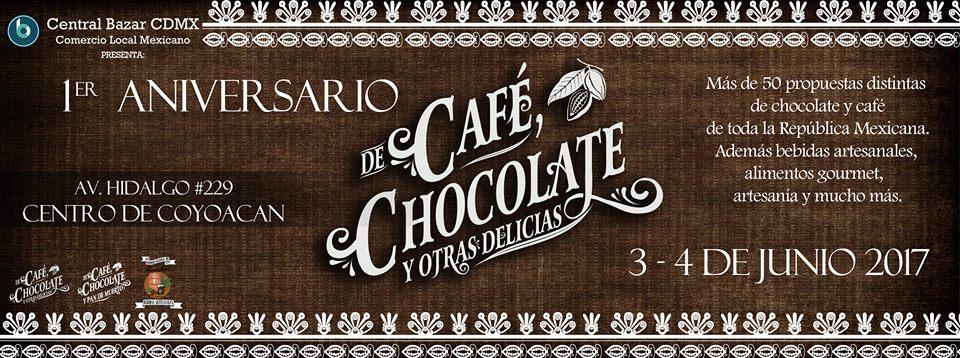De Café, Chocolate y otras delicias
