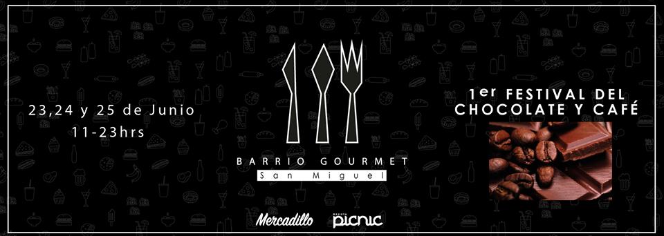 Festival del Chocolate y Café de Barrio Gourmet
