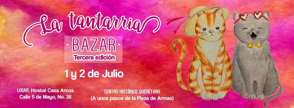 La Tantarria Bazar 1 y 2 de Julio