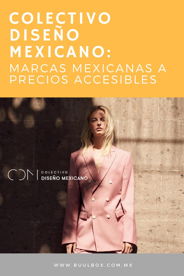 Colectivo Diseño Mexicano Julio 2017