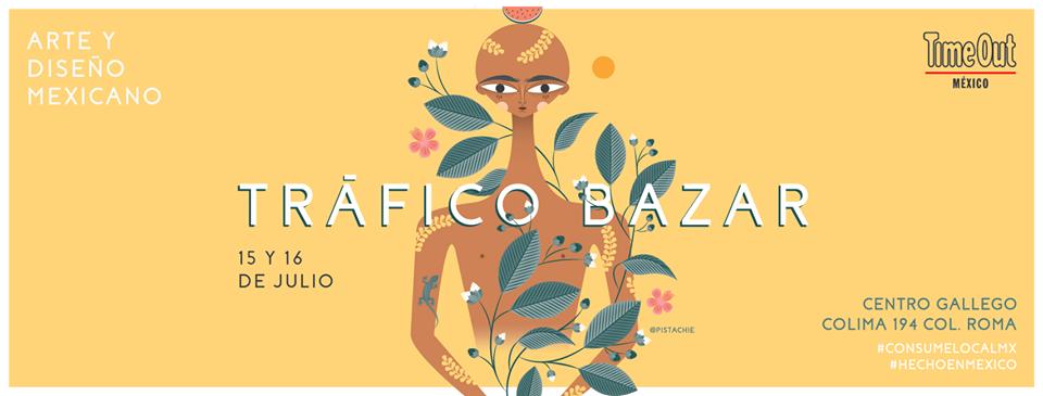 Tráfico Bazar Julio 2017