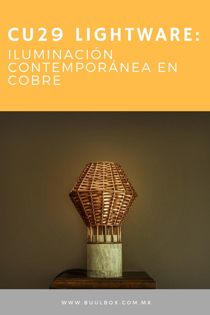 Cu29 Lightware Diseño e Iluminación