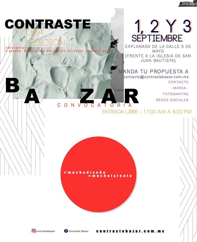 Contraste Bazar