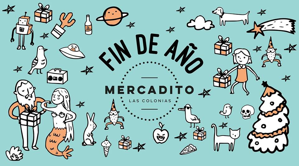 Guadalajara - Mercadito Las Colonias