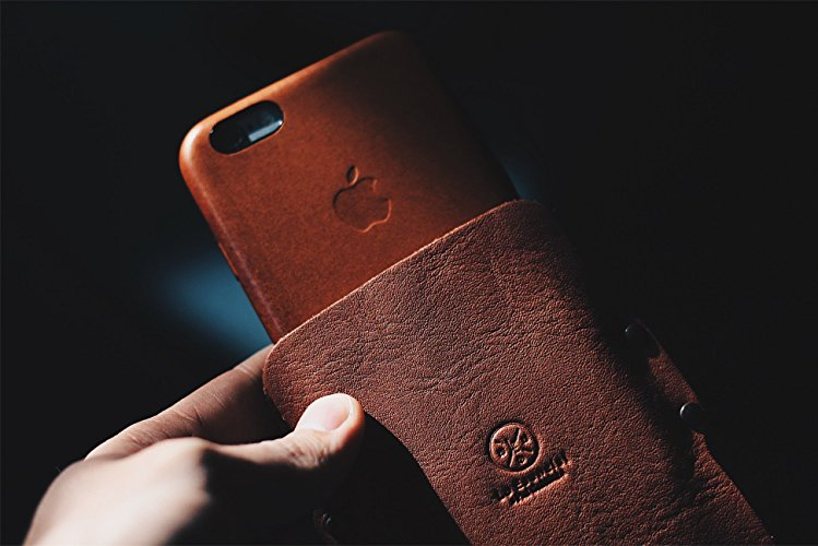 Estuche para iPhone de Piel - $499 pesos