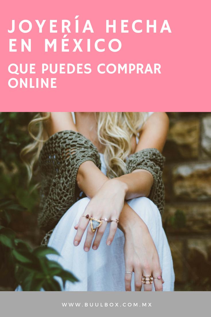 Joyería hecha en México - comprar online