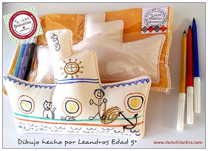 Barcos para pintar - MXN $150