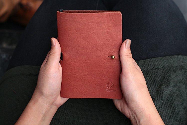 Funda pasaporte piel - MXN $699