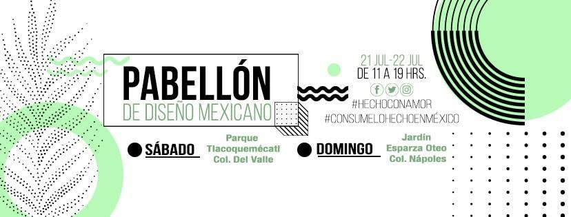 Pabellón de Diseño Mexicano