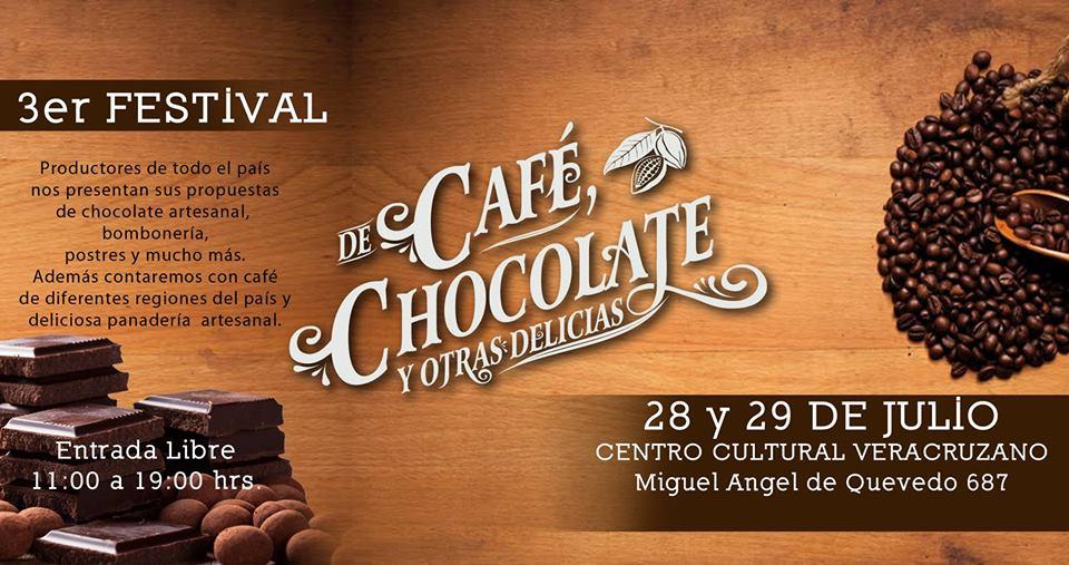 De Café y Chocolate