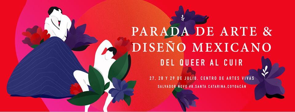 Parada de Arte y Diseño Mexicano