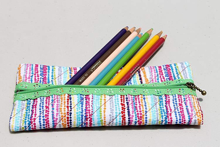 Estuche para lápices, plumas, plumones - MXN $200.00