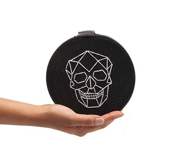 Bordado de Calavera - MXN $200