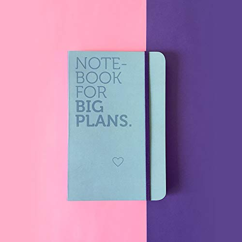 Notebook for big plans. - MXN $150.00