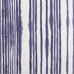 "Christopher Farr Cloth ""Tracks Indigo"""